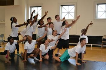 Freshman Students Perform