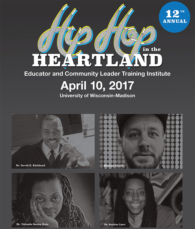 Hip Hope in the Heartland Poster 2017